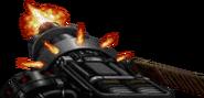 Quad Barrel Riot Shotgun