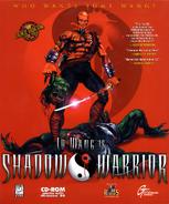 Shadow Warrior Coverart