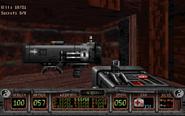 Missile launcher sprite