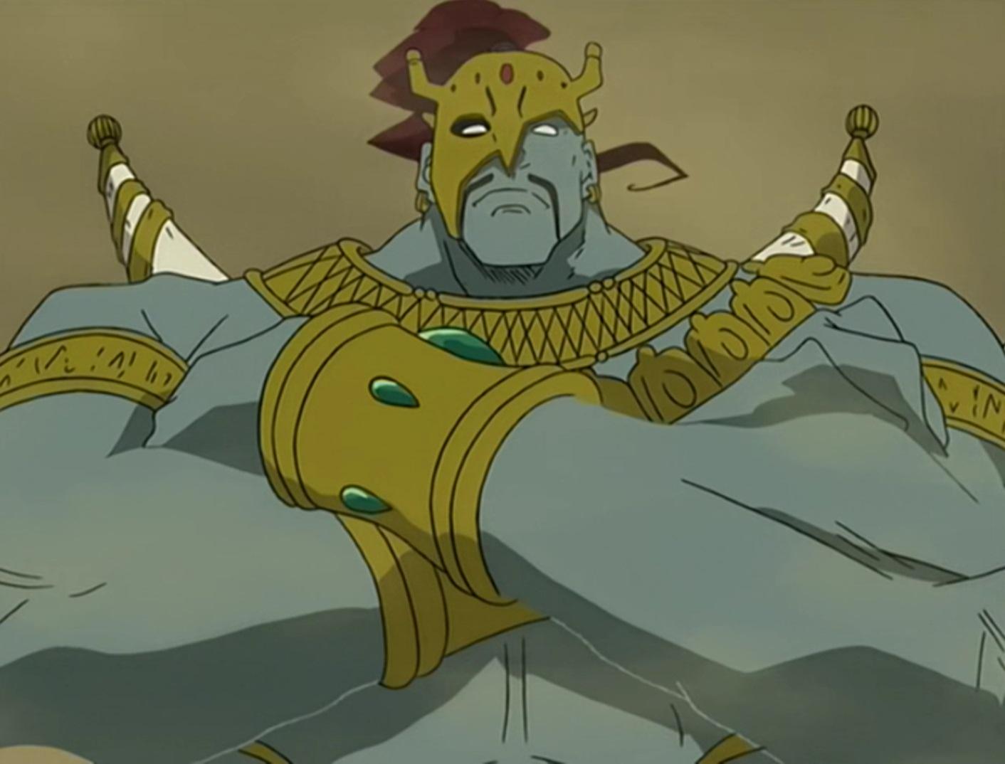 Haloune's Genie