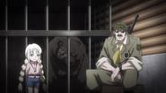 Bluebell pequeña con su padre y Apolo Anime 2021