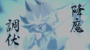 Zenki y Kouki derrotados por Anna Anime 2021