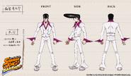 Modelo 3D Ryu Funbari Chronicle