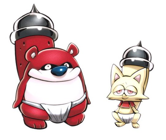 Ponchi and Conchi