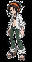 Arte oficial Yoh Anime 2021