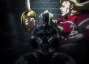 Blaumro antes de morir Anime 2021