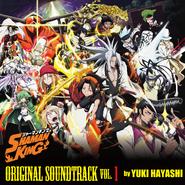Shaman King Original Soundtrack Vol. 1