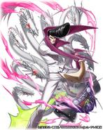 Sangoku Taisen Smash! x Shaman King (13)