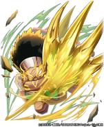 Sangoku Taisen Smash! x Shaman King (12)