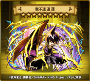 Dragon Egg x Shaman King (10)