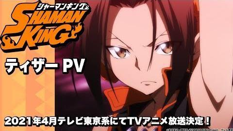 TVアニメ『SHAMAN_KING』ティザーPV