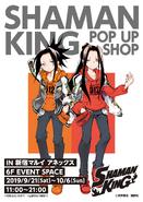 Shaman King Pop Up Shop