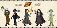Hikokuji x Shaman King