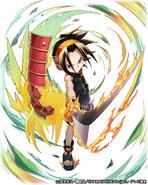 Sangoku Taisen Smash! x Shaman King (2)