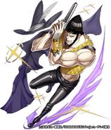 Sangoku Taisen Smash! x Shaman King (7)