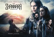 The Shannara Chronicles Sonar Entertainment Poster 2