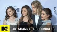 Red Carpet Premiere The Shannara Chronicles Now on Spike TV