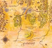 Southland Map Later Series