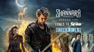 Shannara Chronicles Season 2 Banner Poster