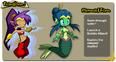 Shantae forms hgh5