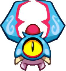 Half genie hero