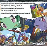 Shantae 5 opening animation project ost(back)