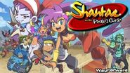 Shantae and the Pirate's Curse Official Trailer 2