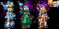 Shantae HalfGenieHero StretchGoalCostumes