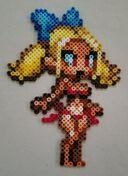 Pixel bathing suit twitch