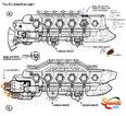 Ammo baron flying ship