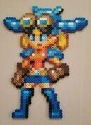 Pixel ammo baron uniform vinegar