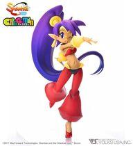 Shantae Charagumin Figure (anime expo release)