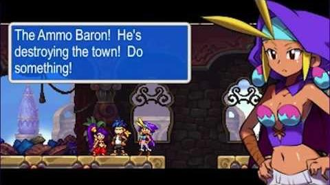 Shantae and the Pirate's Curse Official Trailer