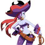 Shantae Risky Boots (Determiend)