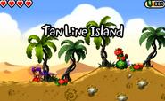 Tanline island