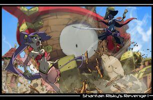 Shantae risky s revenge by soneskrt-d4l6se2