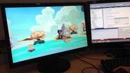 Shantae-Speed Stage Prototype Gameplay