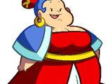 Rotund Woman
