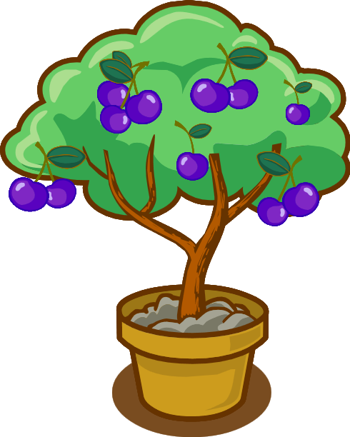 Волшебное сливовое дерево