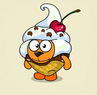 Костюм «Мороженое»