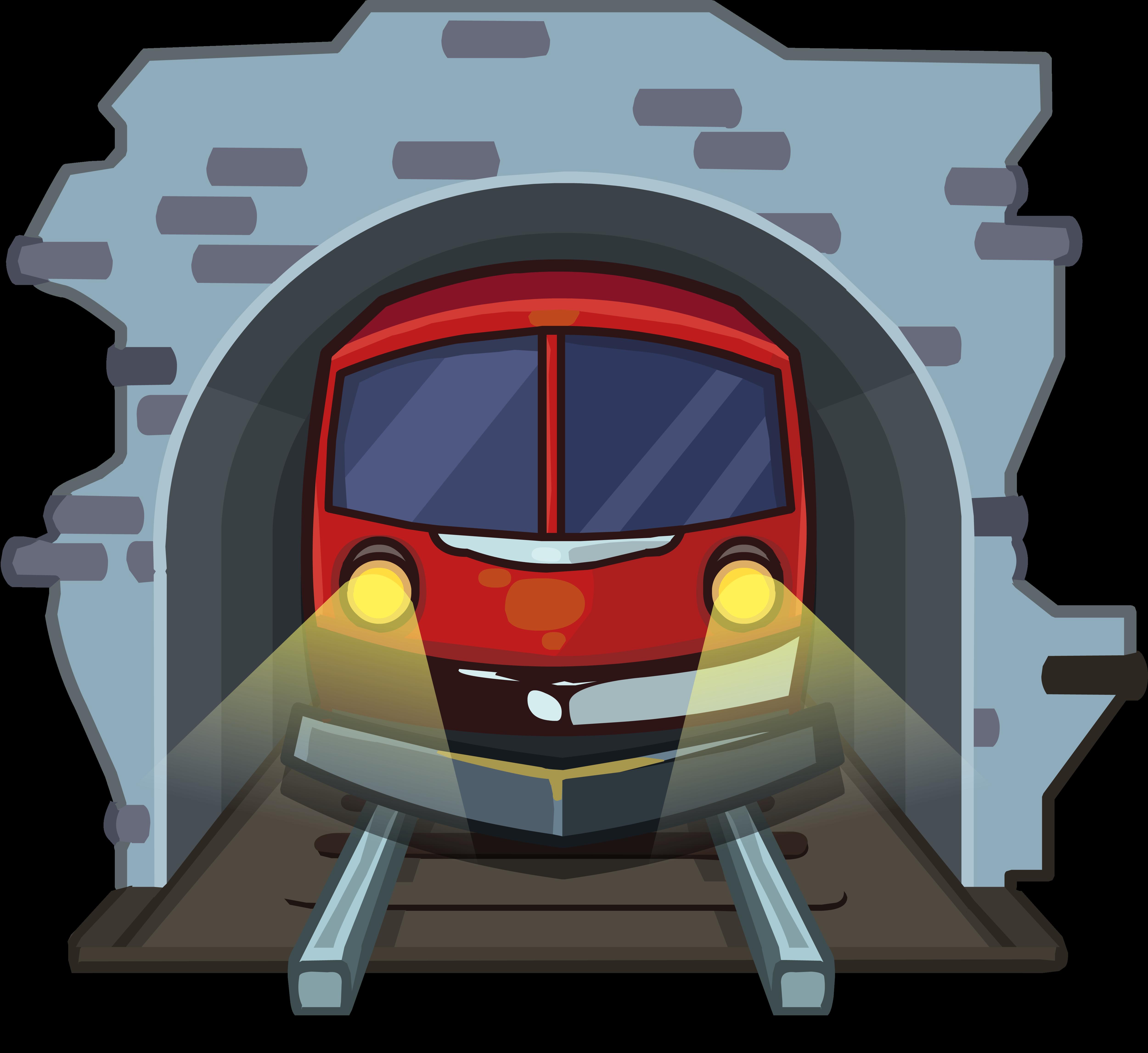 3D-постер «Тоннель»