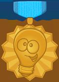Медаль СА «Почётный орден энергетика»