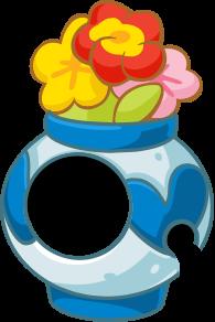 Костюм «Ваза с цветами»