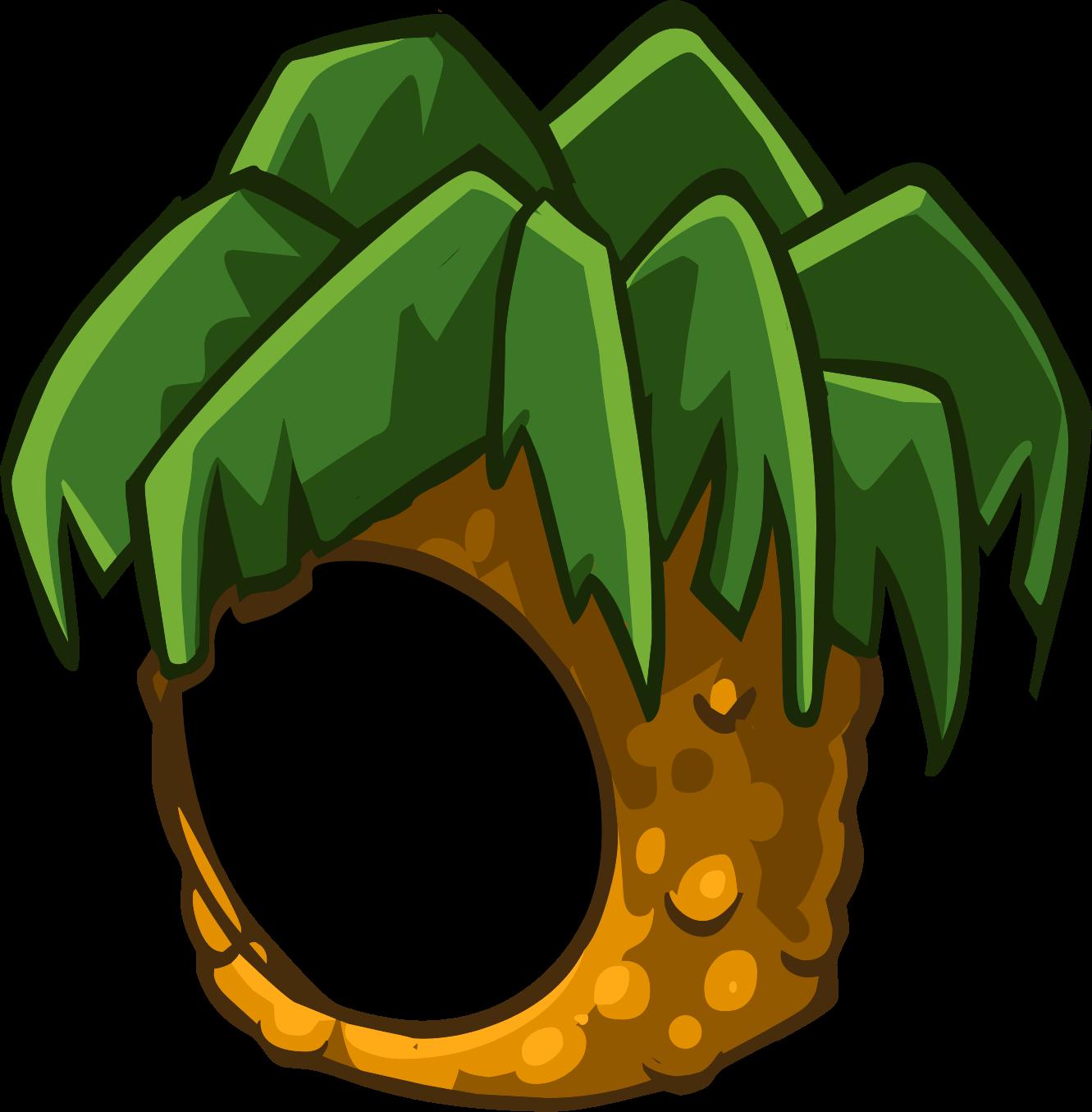 Костюм «Пальма»