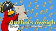 Sociochlorine Club Penguin - Anchors Aweigh