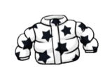 Куртка «Звёзды»