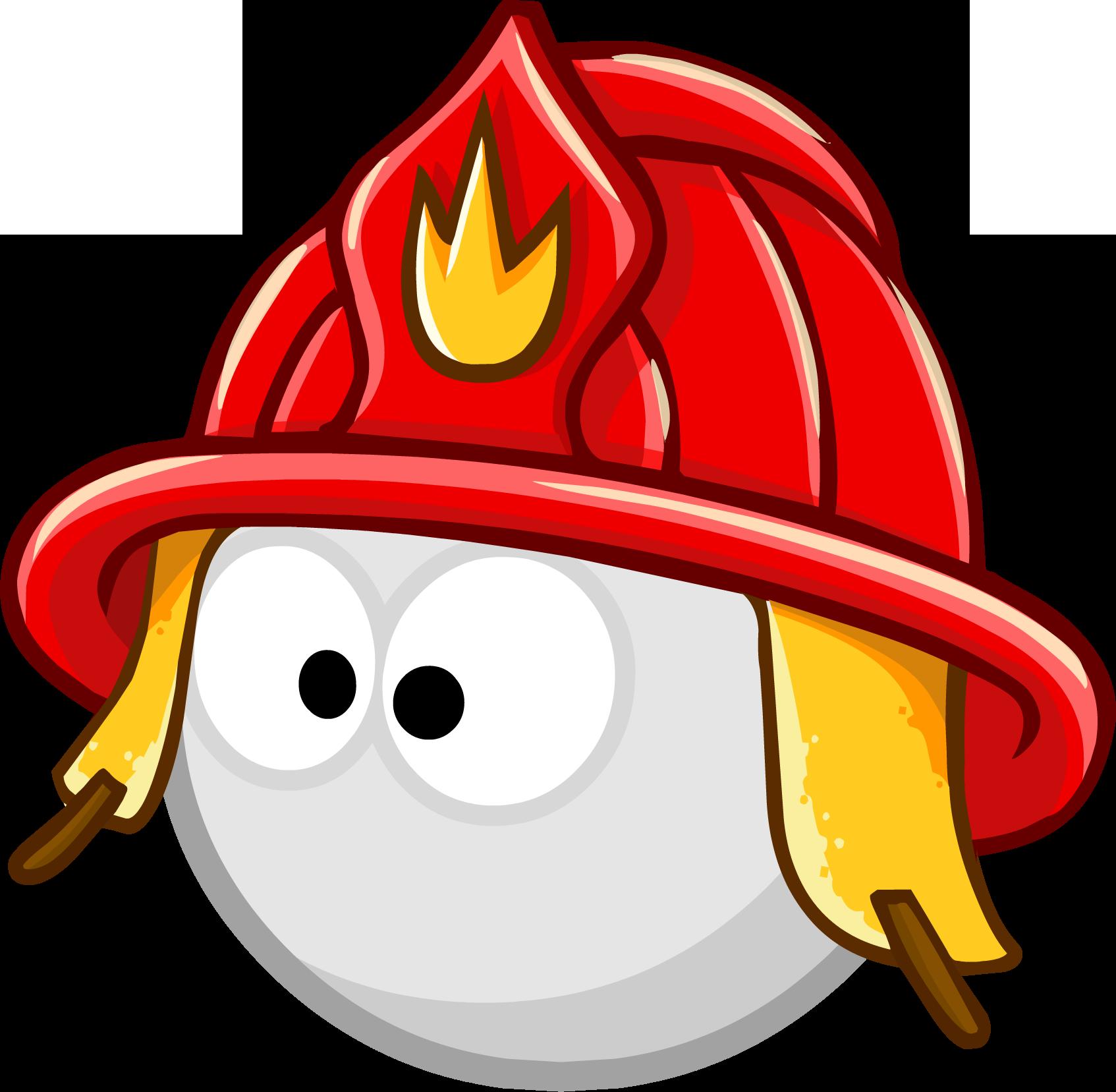 Шлем «Пожарный»