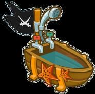Пиратска ванна