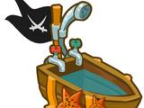 Пиратская ванна