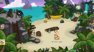 Хвостатый вихрь Корги в Пиратской бухте